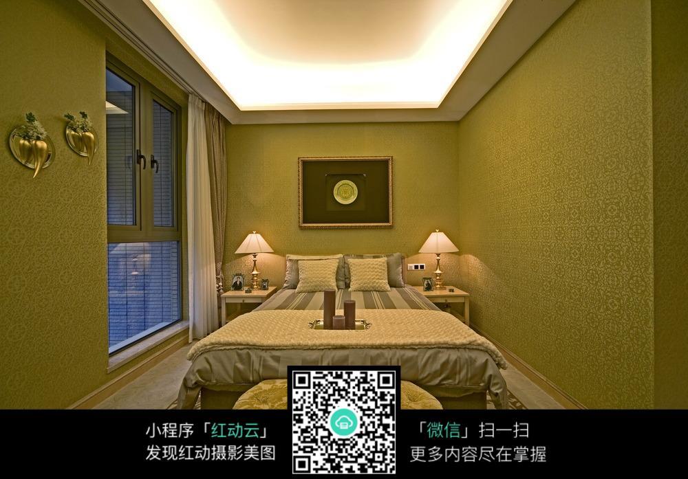 欧式卧室设计图片
