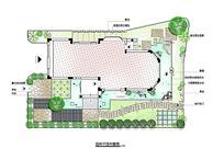 园林平面设计效果图