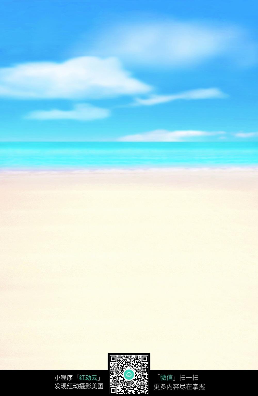 片下载_大海沙滩壁纸桌面背景图片高清桌面壁纸下载 第6