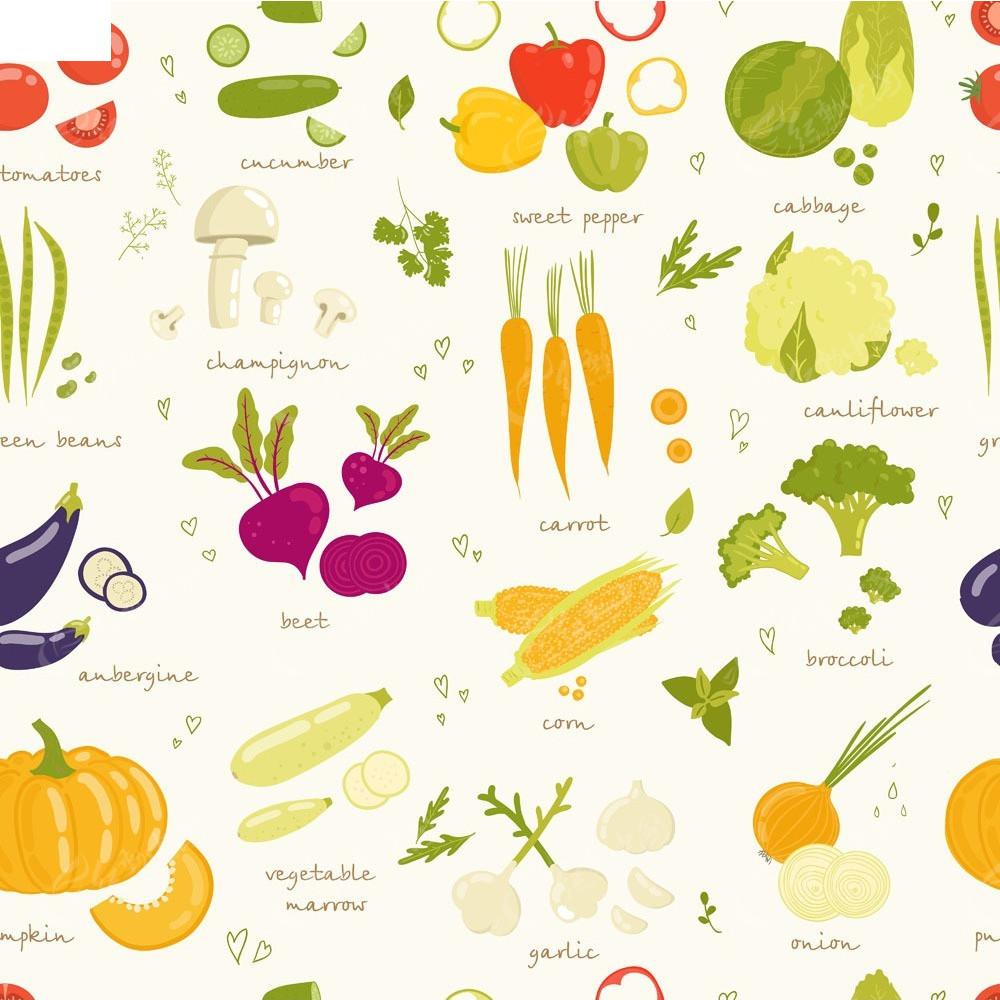 玉米蔬菜背景EPS素材免费下载 编号5730987 红动网