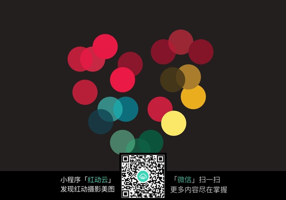 简洁光斑背景设计图片素材图片免费下载 编号5786243 红动网