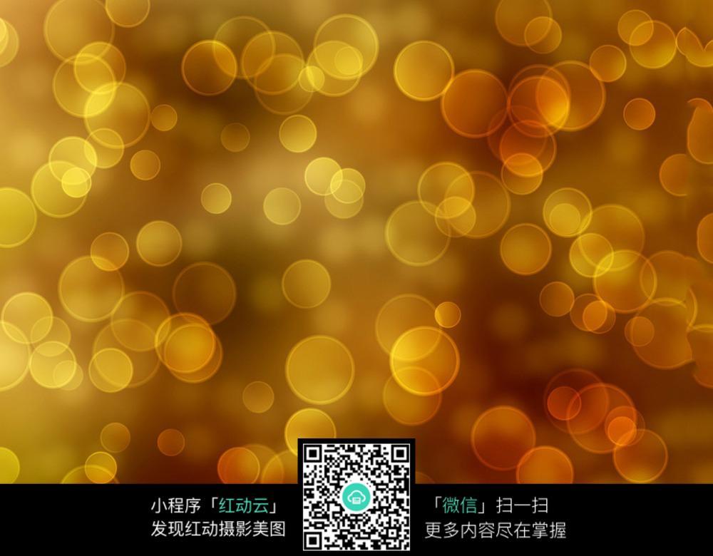 暖色气泡模糊背景素材图片免费下载 编号5792341 红动网图片
