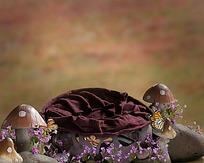 蘑菇沙发道具创意设计