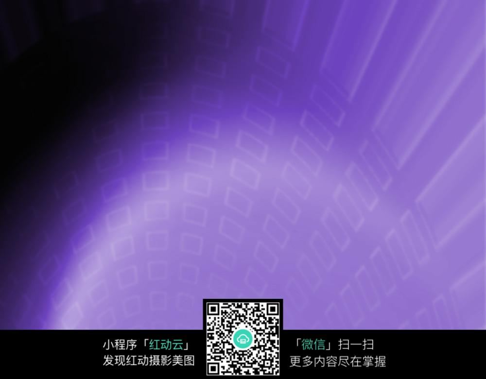 紫色科技背景素材