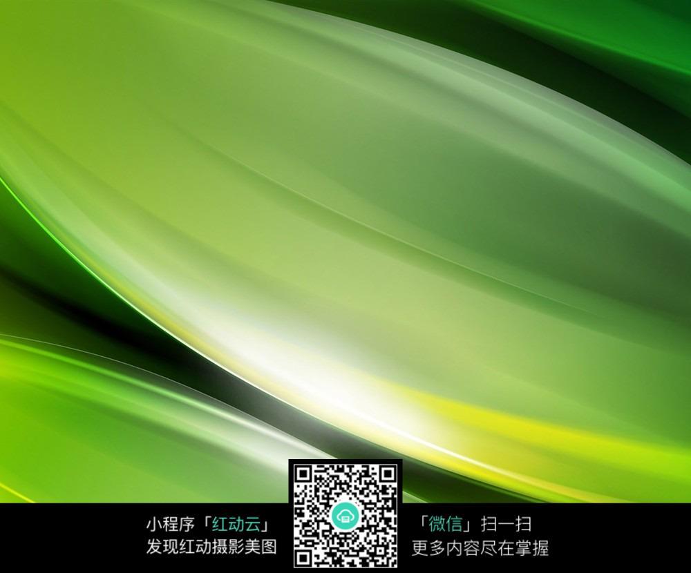 绿色竹叶背景素材