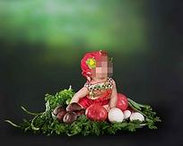 番茄宝宝儿童摄影