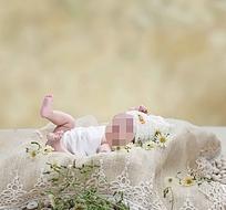 唯美宝宝摄影模板