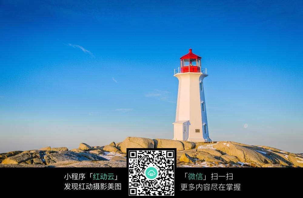 青岛流亭机场灯塔