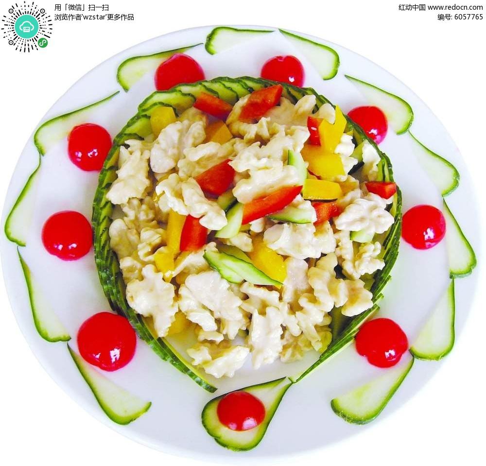 免费素材 psd素材 psd广告设计模板 菜谱菜单 精美摆盘美食图片  请您