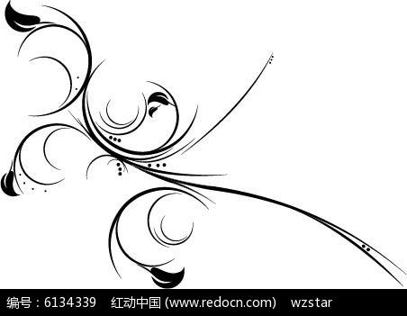 简笔画 手绘 线稿 452_351