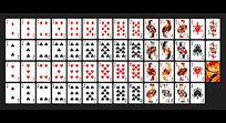 罗马战士风格扑克牌