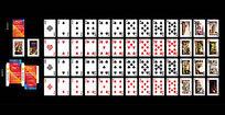 苏润城市广场房地产扑克牌