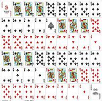幸福城房地产扑克牌
