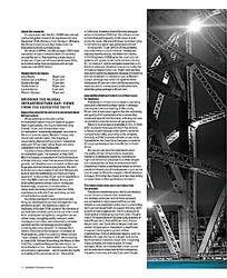 建筑边框画册内页设计