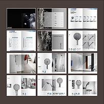 喷头卫浴画册设计