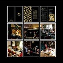 沙发客厅画册设计