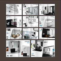 卫浴画册设计