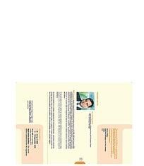 男性人物简介杂志内页设计