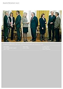 人物交流杂志内页设计