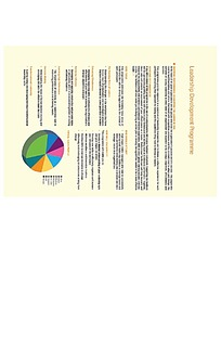 数据杂志内页设计