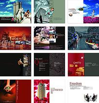 都市商业海报广告AI源文件