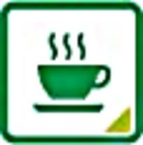 咖啡店标识