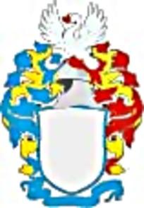 欧式白鸟徽章