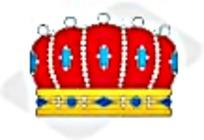 欧式皇冠矢量图