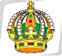 泰国宫庭皇冠矢量图