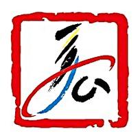 创意红色印章logo素材