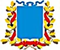 红色丝带金色麦穗徽章