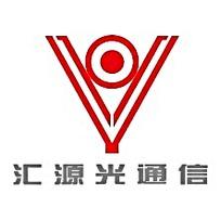 汇源光通信企业logo