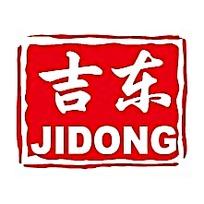 吉东集团红色印章logo