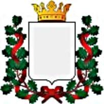 绿色花藤金色皇冠徽章