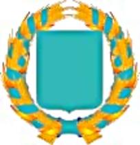 圆形麦穗徽章