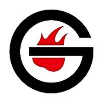 创意禁止烟火logo标志