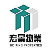 宏景物业公司标志logo素材
