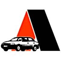 黑白汽车标志矢量素材