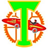 红色汽车标志矢量素材