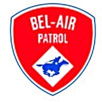 BEL-AIR航空公司矢量eps标志图片素材