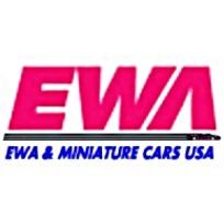 EWA汽车公司矢量EPS标志图片素材