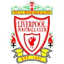 LIVERPOOL FOOTBALL CLUB利物浦足球俱乐部矢量eps标志图片素材