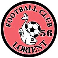 LORIENT FOOTBALL CLUB洛里昂足球俱乐部矢量eps标志图片素材