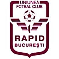 UNIUNEA FOTBAL CLUB RAPID BUCURESTI布加勒斯特足球俱乐部矢量eps标志图片素材