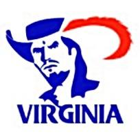 VIRGINIA维吉尼亚矢量eps标志图片素材