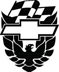雪佛兰汽车矢量EPS标志图片素材