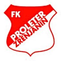 红白双色球队标志logo设计