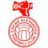 CREWE ALEXANDRA FOOTBALL CLUB克鲁亚历山德拉足球俱乐部矢量eps标志图片素材