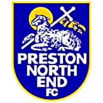 PRESTON NORTH END FC普雷斯顿足球队矢量eps标志图片素材