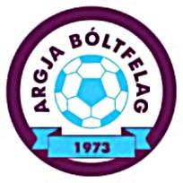 ARGJA足球俱乐部logo设计